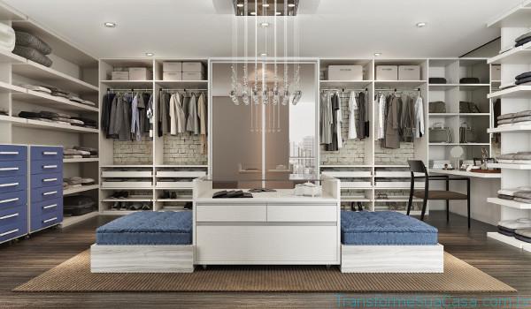 Closets planejados – Como decorar, dicas de profissional 8 dicas de decoração como decorar como organizar