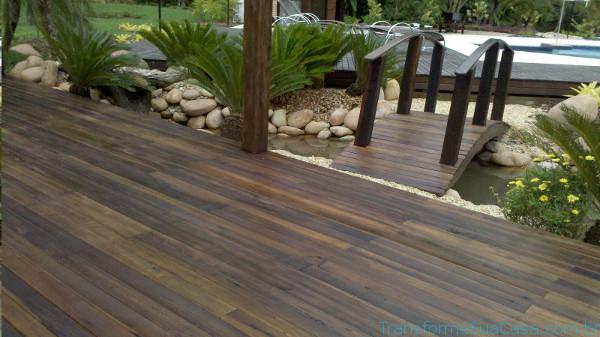 Deck de madeira – Como fazer 10 dicas de decoração como decorar como organizar
