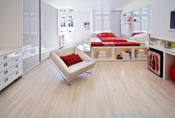 Decoração com piso branco – Como fazer 8 dicas de decoração como decorar como organizar