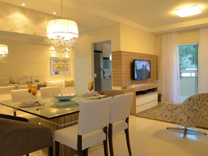 Decoração de sala de apartamento – Como decorar (7) dicas de decoração fotos