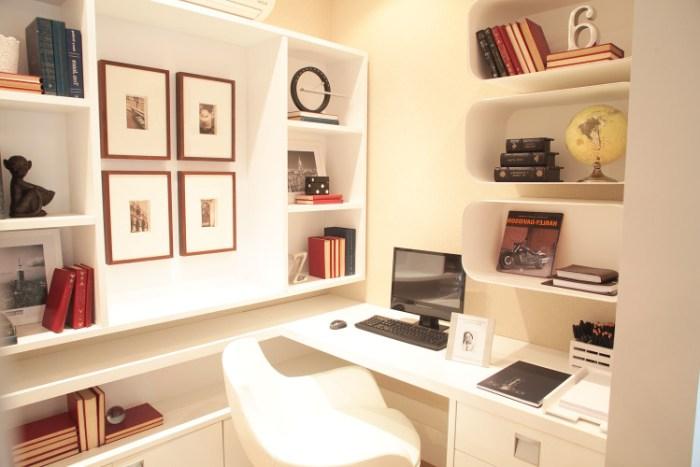 Escritório profissional – Como decorar, dicas, fotos (7) dicas de decoração fotos