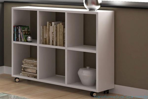 Estante para sala – Como escolher 65 dicas de decoração como decorar como organizar