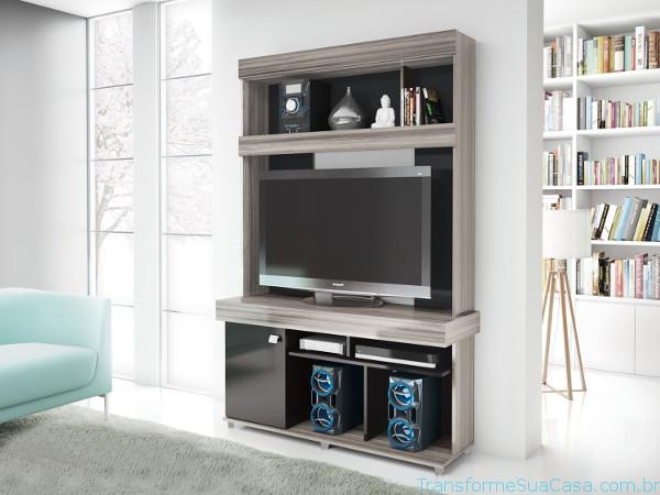 Estante para sala – Como escolher dicas de decoração como decorar como organizar