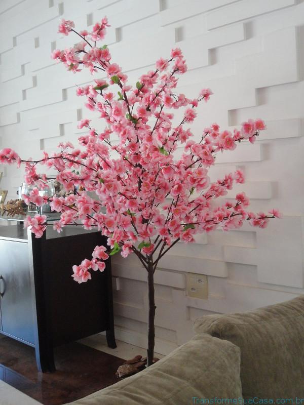 Flores artificiais – Como usar 3 dicas de decoração como decorar como organizar