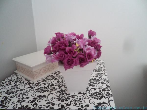 Flores artificiais – Como usar 4 dicas de decoração como decorar como organizar