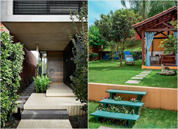 Jardim externo – Como decorar 6 dicas de decoração como decorar como organizar