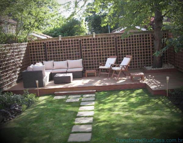 Jardim externo – Como decorar 7 dicas de decoração como decorar como organizar