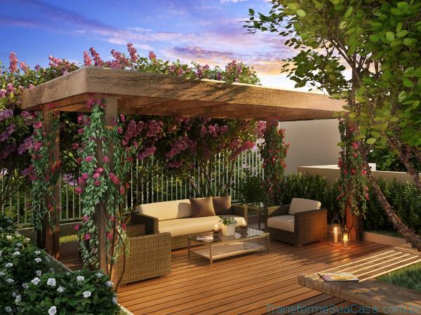 Jardim vertical – Como fazer (3) dicas de decoração como decorar como organizar