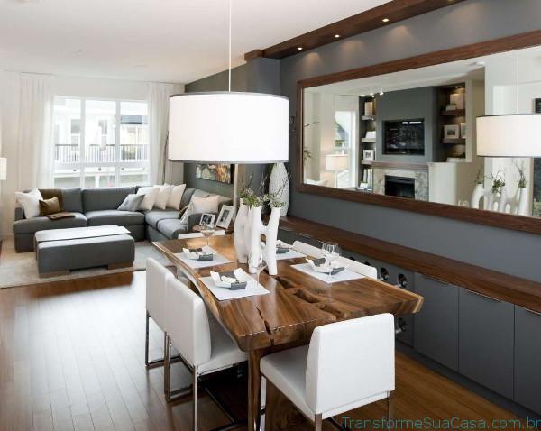 Móveis para sala de jantar – Como escolher (7) dicas de decoração como decorar como organizar
