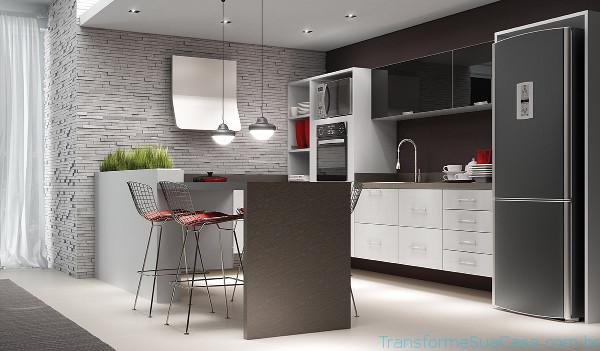 Objetos de decoração para cozinha – Como escolher (9) dicas de decoração como decorar como organizar