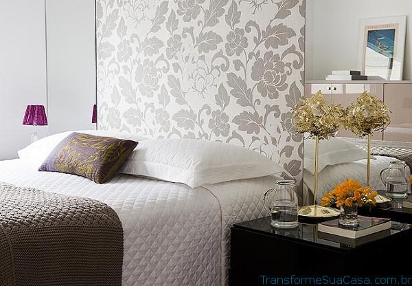Papéis de parede para quarto – Como escolher 5 dicas de decoração como decorar como organizar