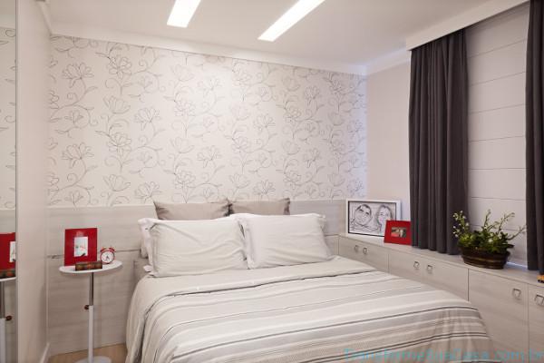 Papéis de parede para quarto – Como escolher 6 dicas de decoração como decorar como organizar