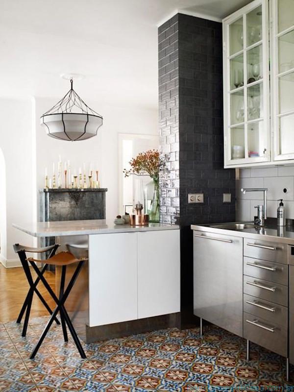 Piso para cozinha – Como escolher 2 dicas de decoração como decorar como organizar