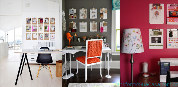 Porta-retratos na decoração – Como usar 9 dicas de decoração como decorar como organizar