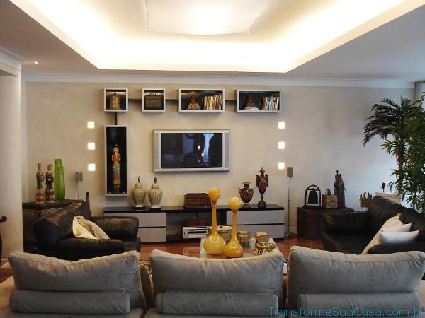 Sala de estar – Como decorar (7) dicas de decoração como decorar como organizar