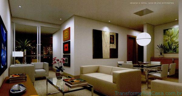 Salas de luxo – Dicas de Decoração (10) dicas de decoração como decorar como organizar