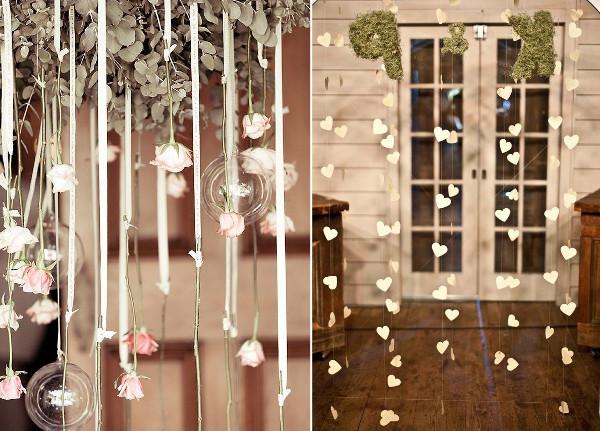 decoração divertida para casamento