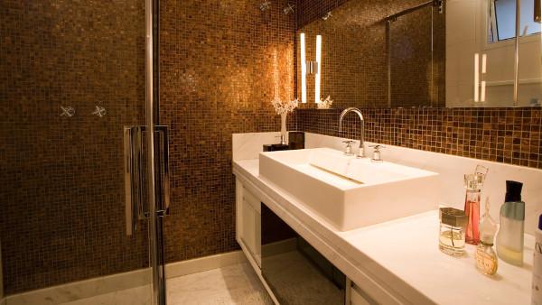 Decoração moderna para lavabo - Como fazer, dicas