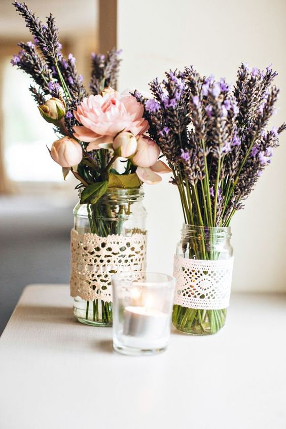 Como montar um arranjo de flores