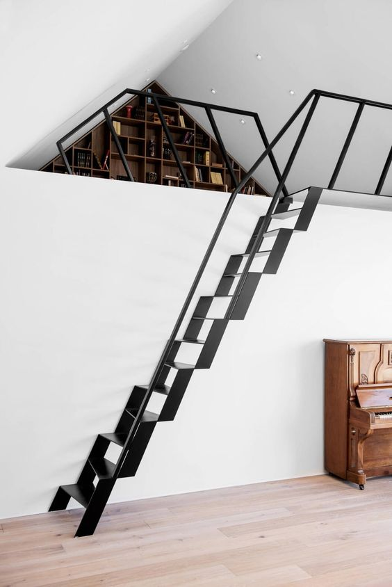 escadas santos dumont metal