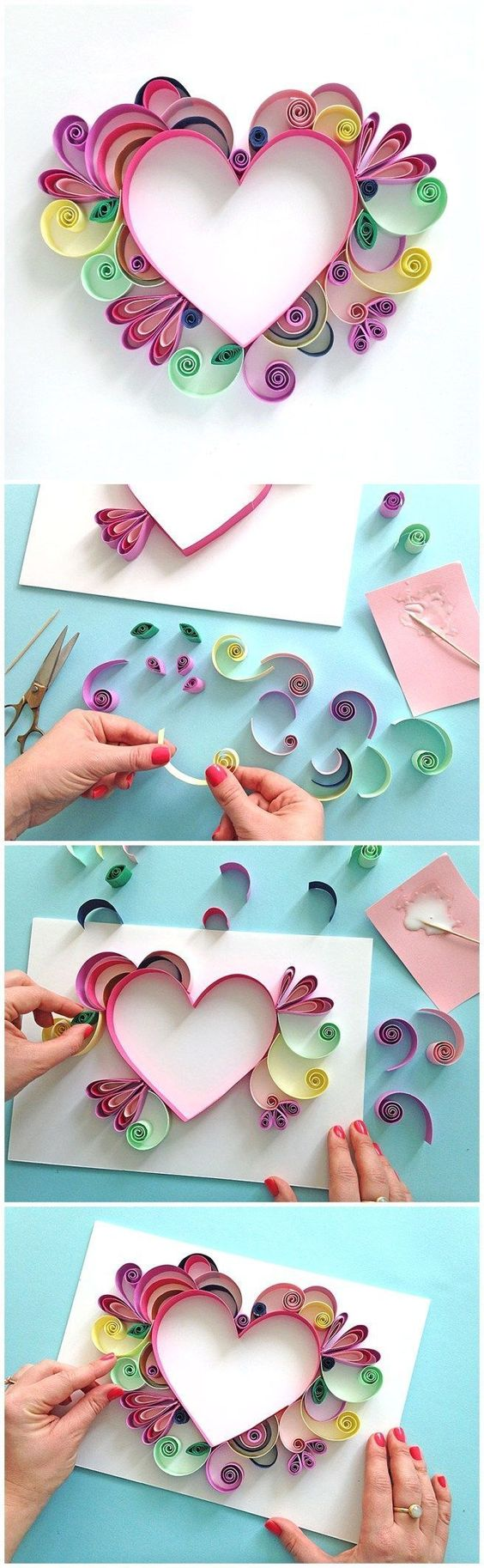quilling pap