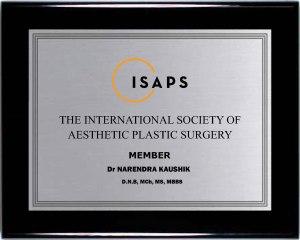 Dr-Narendra-Kaushik-ISAPS-Membership