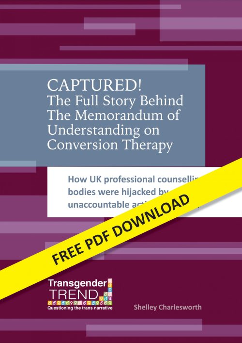 CAPTURED! The Full Story Behind The Memorandum of Understanding on Conversion Therapy