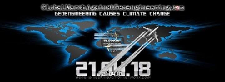 Global March against Geo-Engineering 21-04-2018