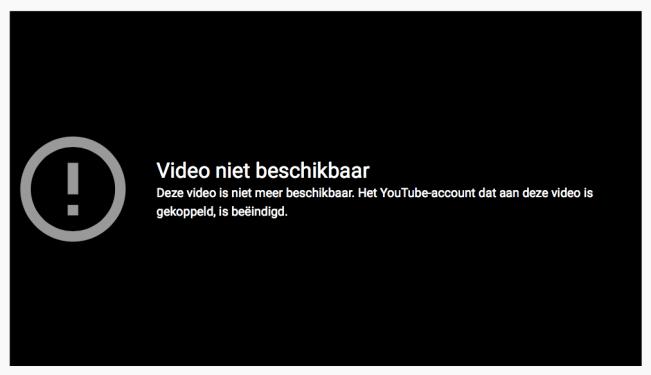 Censuur op YouTube