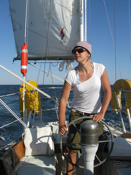How To Work Around The World On A Sailboat Or Yacht