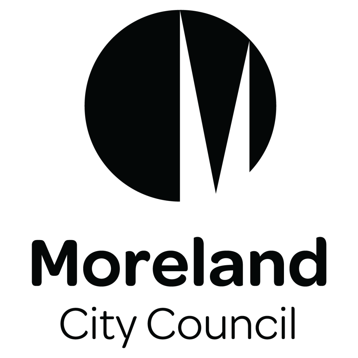 Moreland City Council Logo_naked_Vertical_black