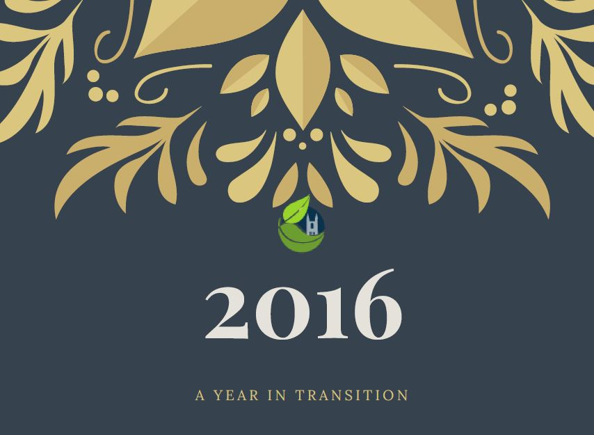 A Year in Transition 2016