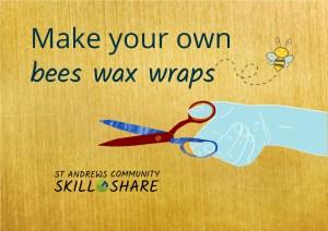 Skillshare - Wax wraps @ The Observatory Workshop