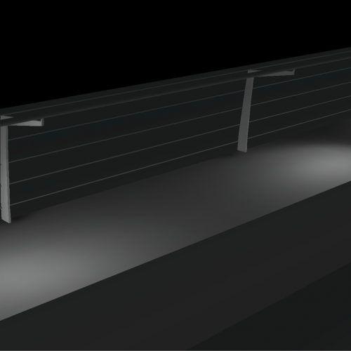RAIL TUNNEL Emergency Lighting