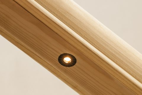 Handrail lighting products