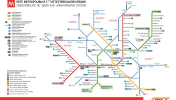 Transit Maps Submission Historical Map Integrated Transit Map Of