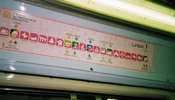 Transit Maps: Photo: Mexico City Metro Linea 3 Map… or List