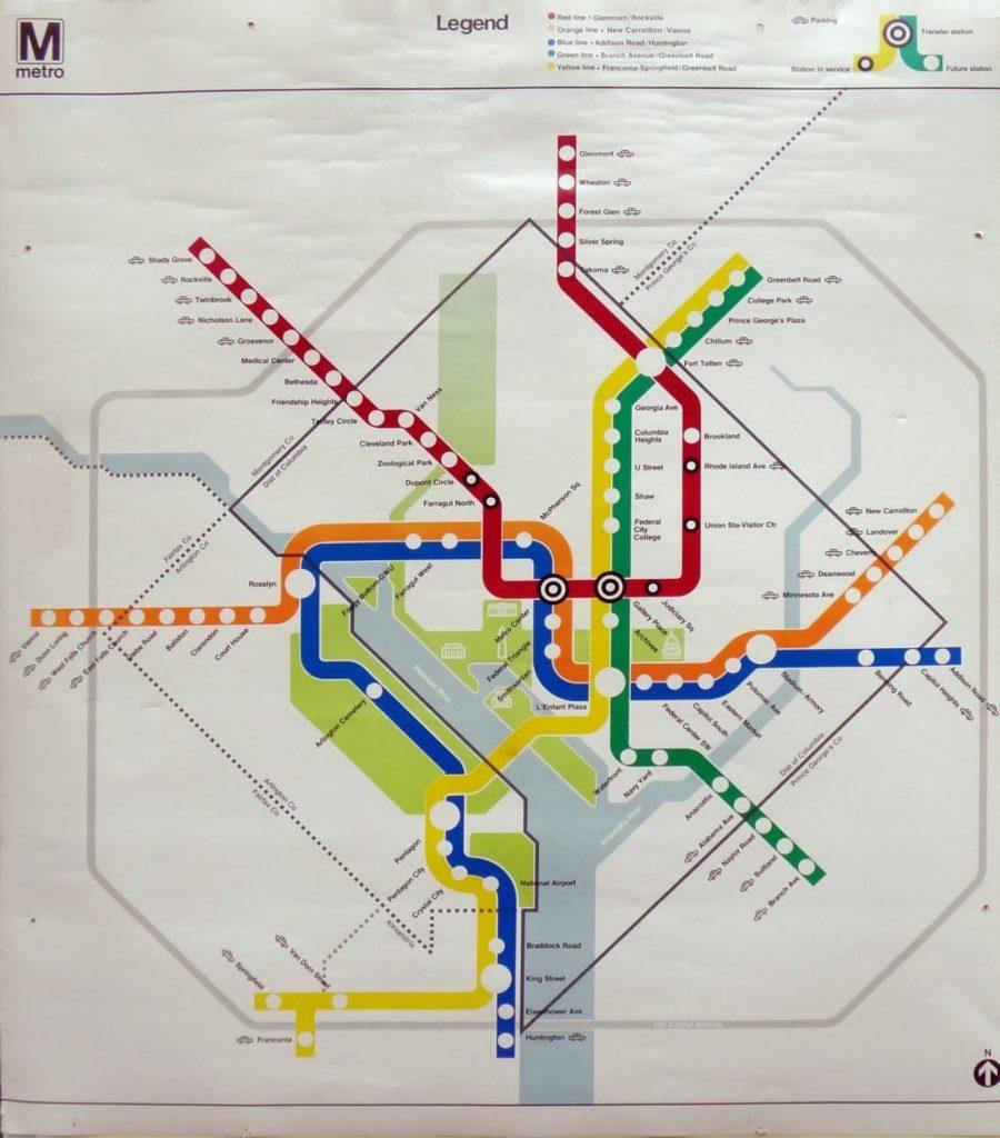 It is a photo of Mesmerizing Printable Washington Dc Metro Map