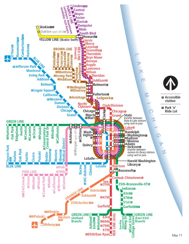 Transit Maps: Behind the Scenes: Evolution of the Chicago CTA Rail on nj transit bus map, chicago transit authority bus map, short line bus map, chicago bus system map, vta bus map, ripta bus map, westchester bus map, chicago public bus map, rta bus map, muni bus map, septa bus map, njt bus map, rtc bus map, boulder bus map, florence bus map, la metro bus map, cat bus map, jta bus map, trimet bus map, pace bus map,
