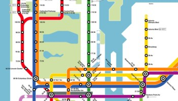 Fantasy New York Subway Map.Transit Maps Fantasy Map Dc Subway Map From Leverage