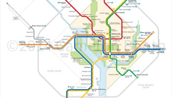 Transit Maps: Interactive Map: Mapping the Silver Line