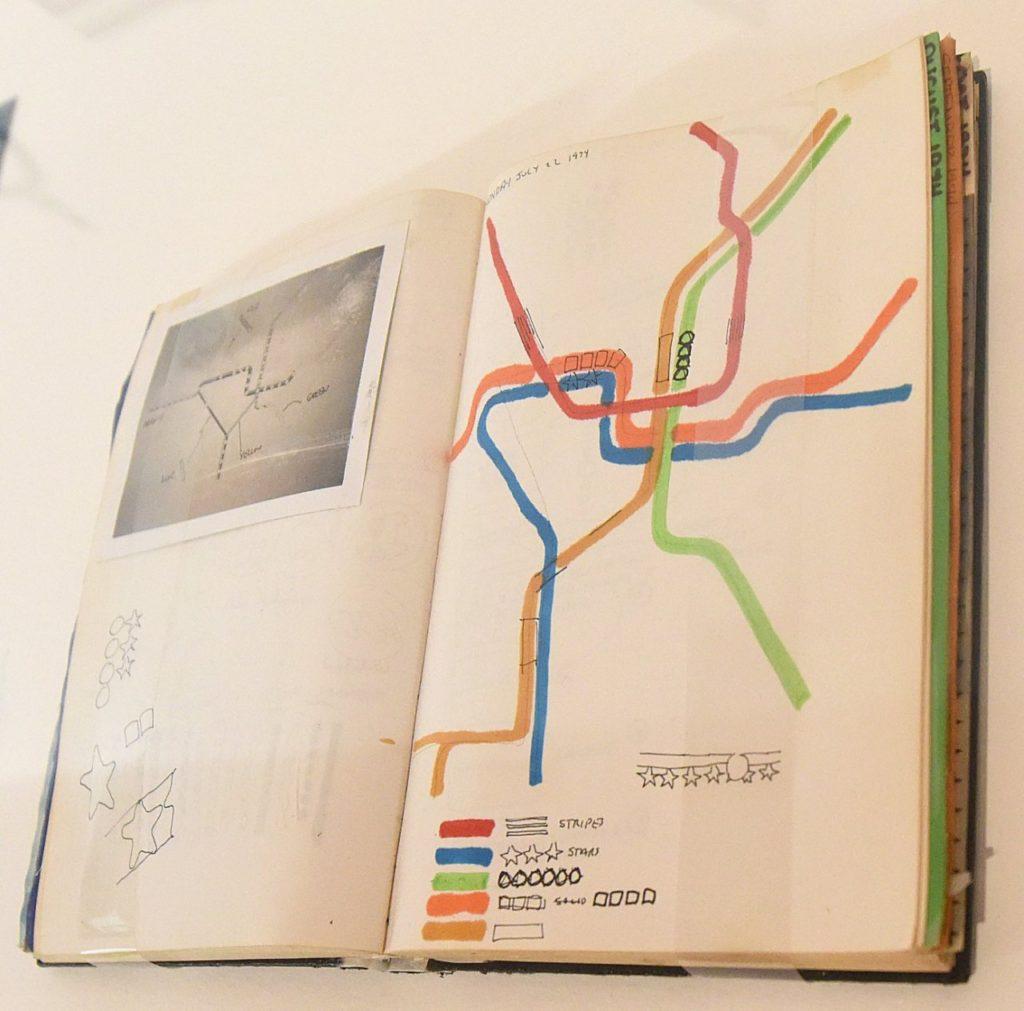 Transit Maps Historical Map July 22 1974 Sketch Of The Washington