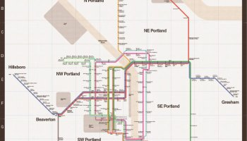 Fantasy Toronto Subway Map.Transit Maps Submission Fantasy Map Los Angeles Metro In The