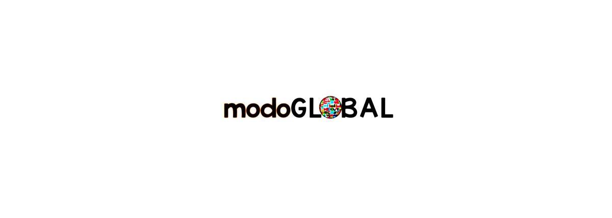 ModoGlobal Logo: Translation and Interpreting Services