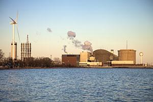 Пикерингтегі атом электр стансасы, Онтарио, Канада