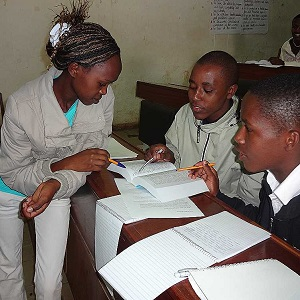 Language Training in Kenya