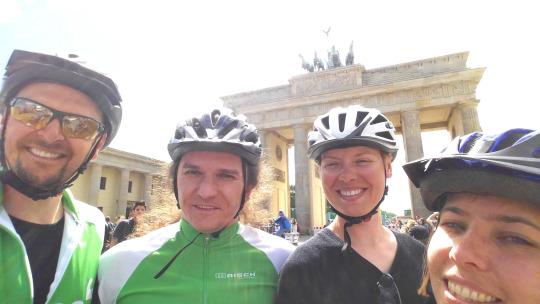 Fundraiser in Berlin