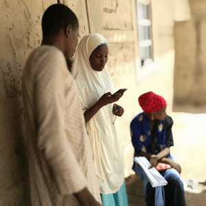 Putting language on the map in Nigeria