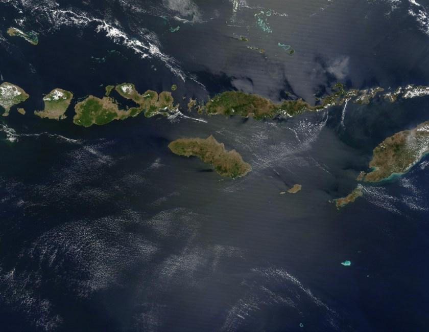 Lesser Sundra Islands, Indonesia.