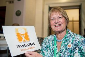 Sue Fortescue TWB Ambassador